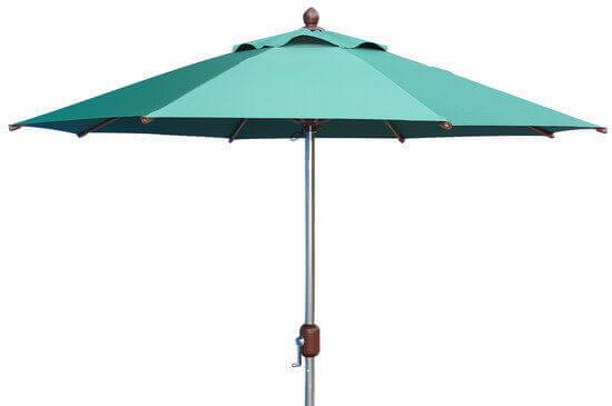 露天太陽傘