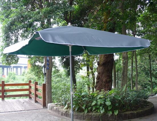 方形大雨傘