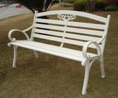 鋁合金公園椅